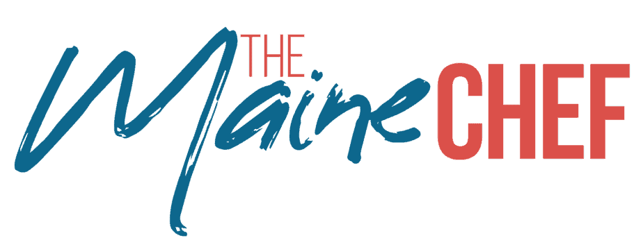 the maine chef logo