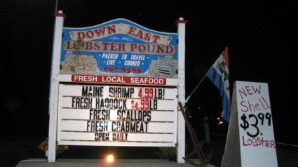 Down East Lobster Pound