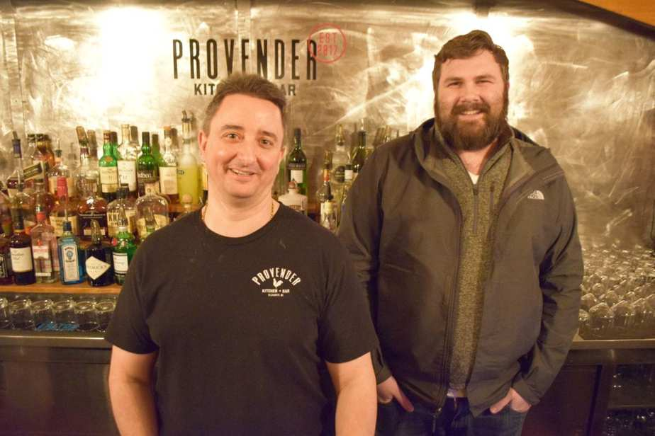 In The Press - The Chefs Of Maine - The Ellsworth American