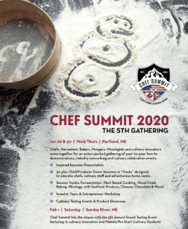 Maine Chef Summit 2020