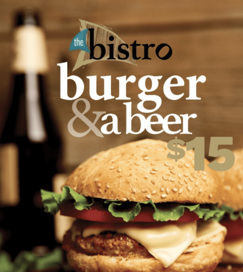 Burger & Beer Atlantic Ocean Side Bistro