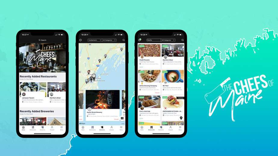 The Chefs Of Maine New App