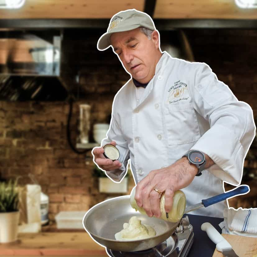 The Story Of Maine's Luigi Del Conte Sauces + A Recipe!