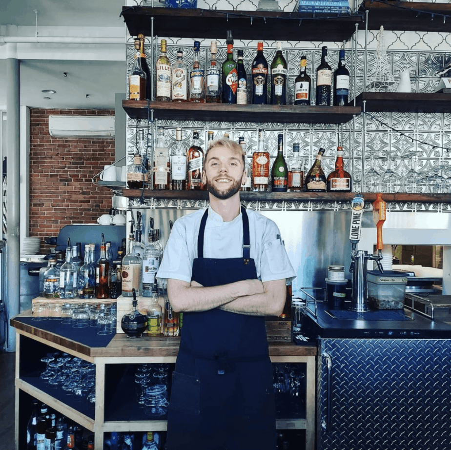 Q&A With Portland Maine's Petite Jacqueline's Sous Chef Cody Finch