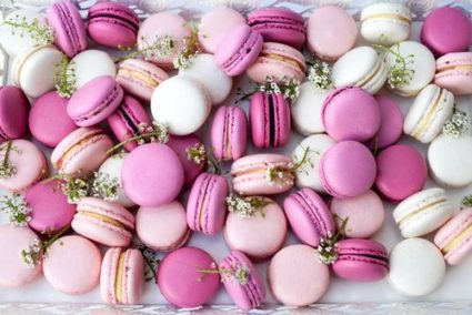 Macarons from scratch
