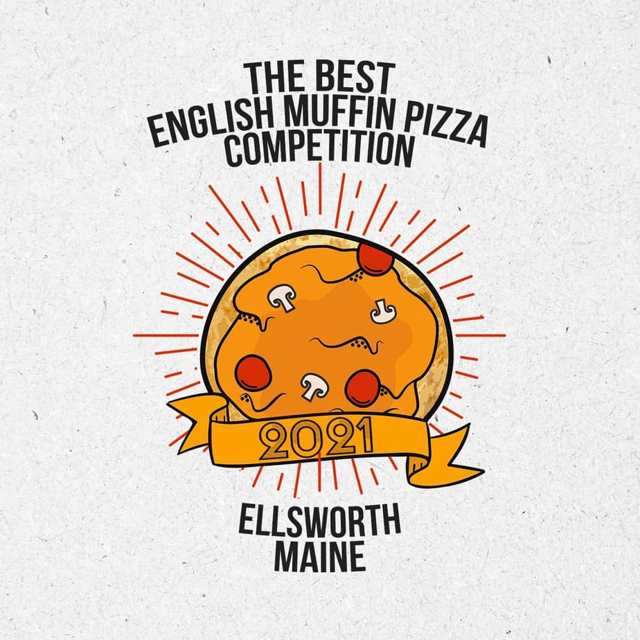 The Best English Muffin Pizza Competition -Ellsworth, Maine