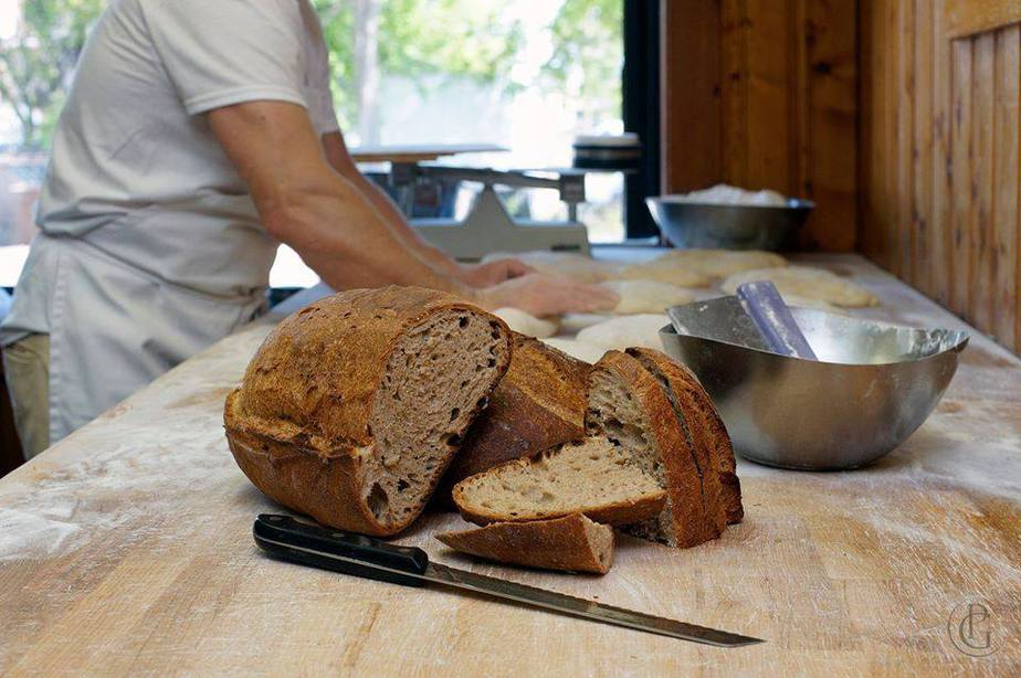 Universal Bread Bakers Waterville maine