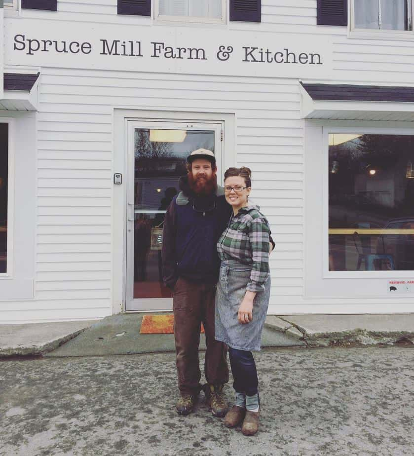 The Last Year in the Life of Spruce Mill Farm & Kitchen in Dover-Foxcroft